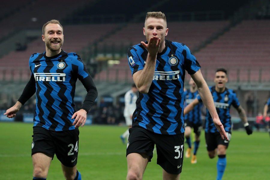 Inter - Atalanta, dieci pensieri post-partita 6 Ranocchiate