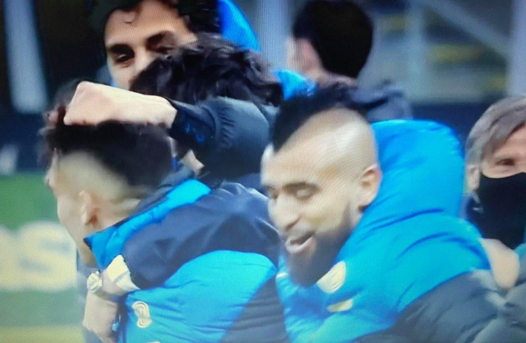 Inter - Atalanta, dieci pensieri post-partita 2 Ranocchiate
