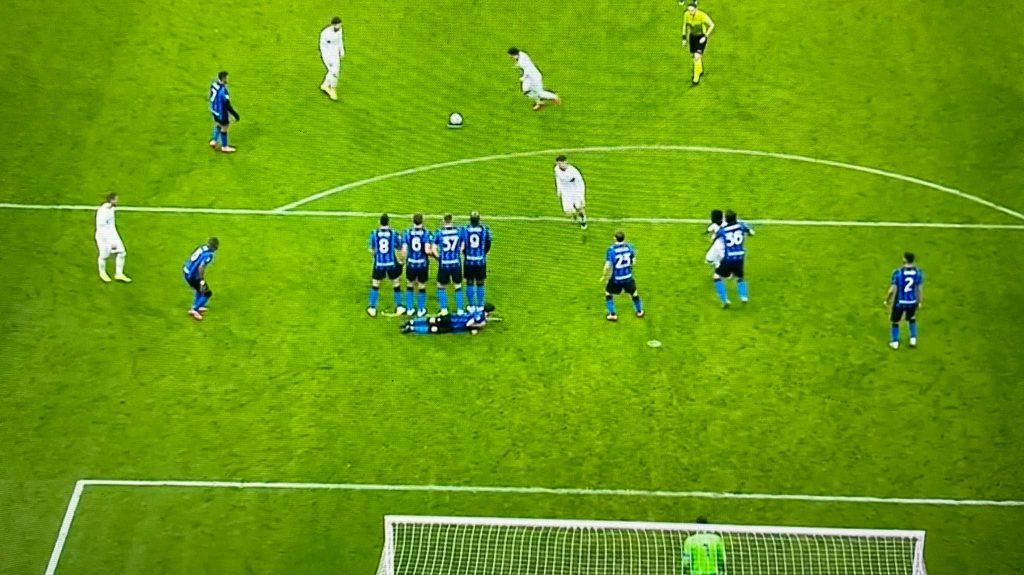 Inter - Sassuolo, dieci pensieri post - partita 2 Ranocchiate