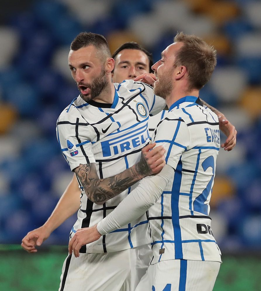 Napoli - Inter, dieci pensieri post - partita 7 Ranocchiate