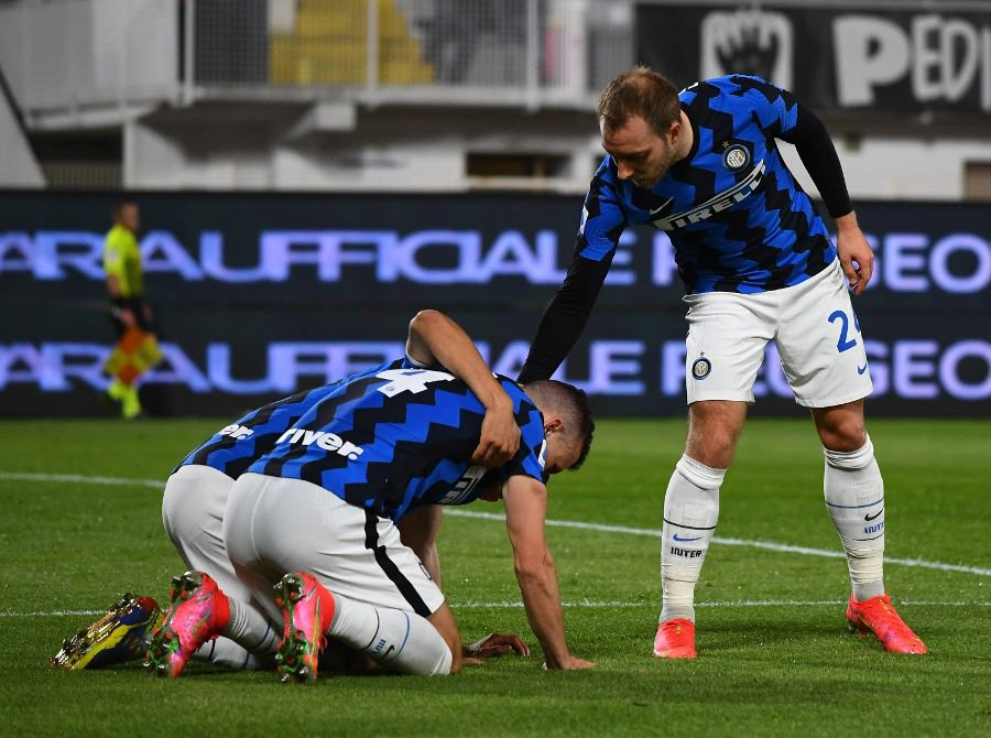 Spezia - Inter, dieci pensieri post-partita 5 Ranocchiate
