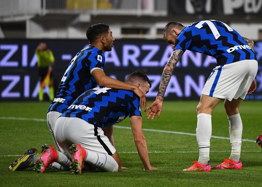 Spezia - Inter, dieci pensieri post-partita 3 Ranocchiate
