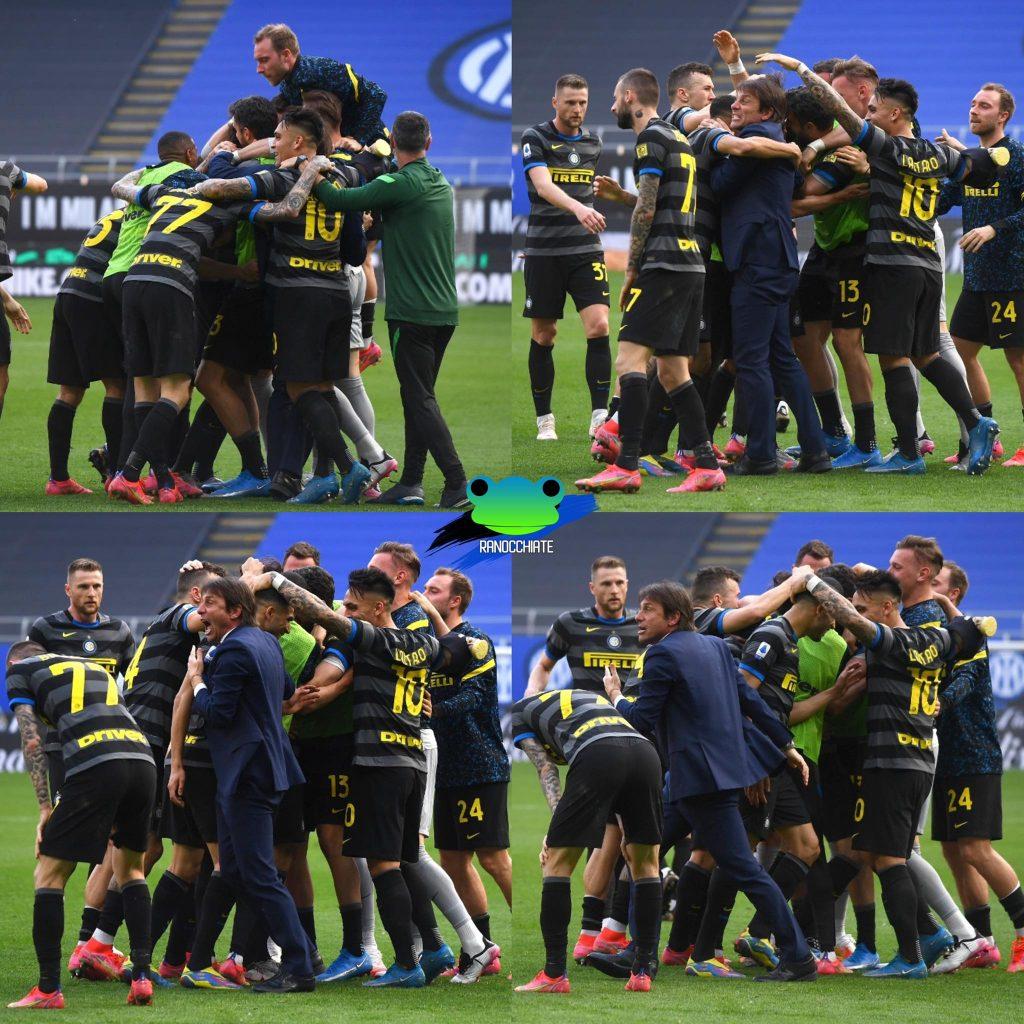 Inter - Hellas Verona, dieci pensieri post-partita 1 Ranocchiate
