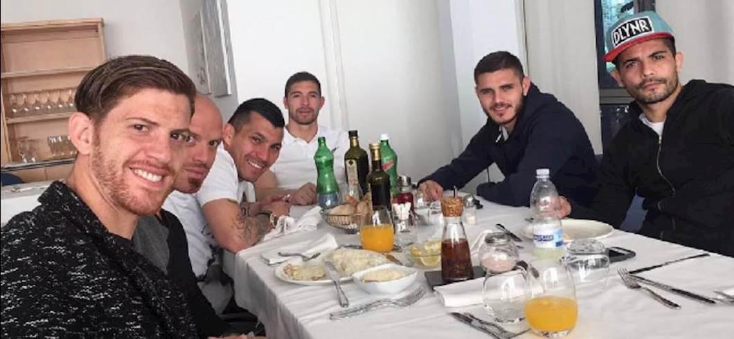 Spezia - Inter, il prepartita in cucina 5 Ranocchiate