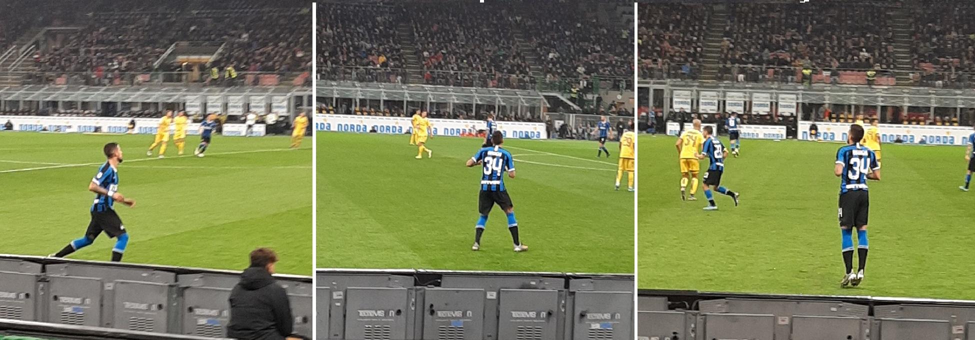 Inter – Hellas Verona, il prepartita dei ricordi: l'ultima volta a San Siro 2 Ranocchiate