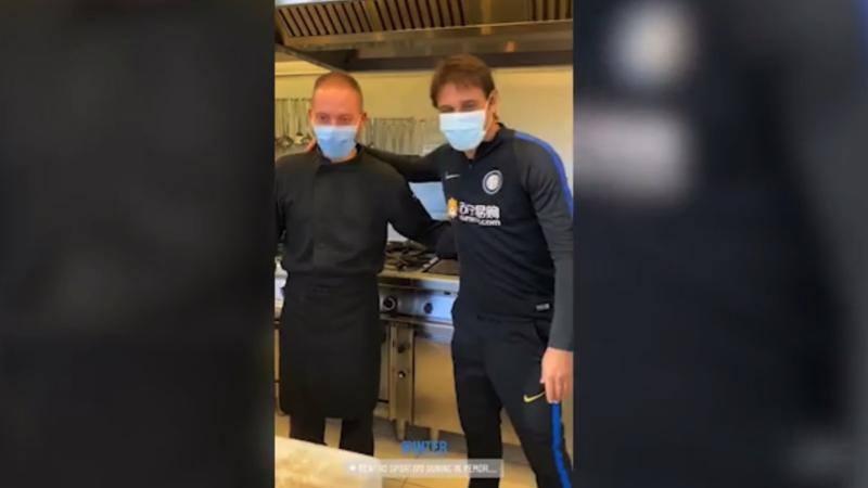 Spezia - Inter, il prepartita in cucina 3 Ranocchiate