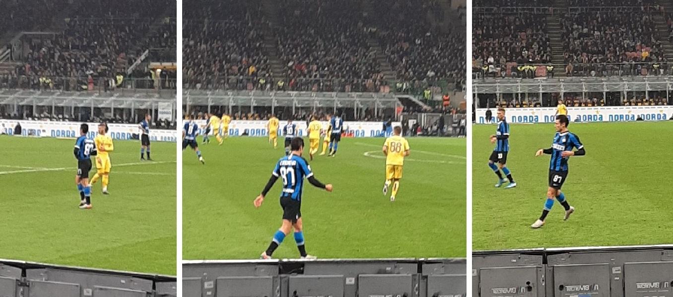 Inter – Hellas Verona, il prepartita dei ricordi: l'ultima volta a San Siro 5 Ranocchiate