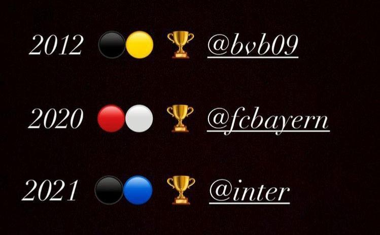 #Inter19: dieci pensieri post - Scudetto 2 Ranocchiate