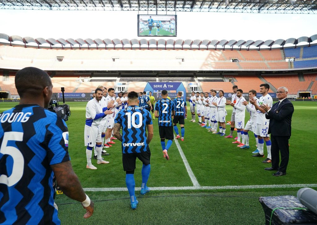 Inter - Sampdoria, dieci pensieri post - partita 2 Ranocchiate