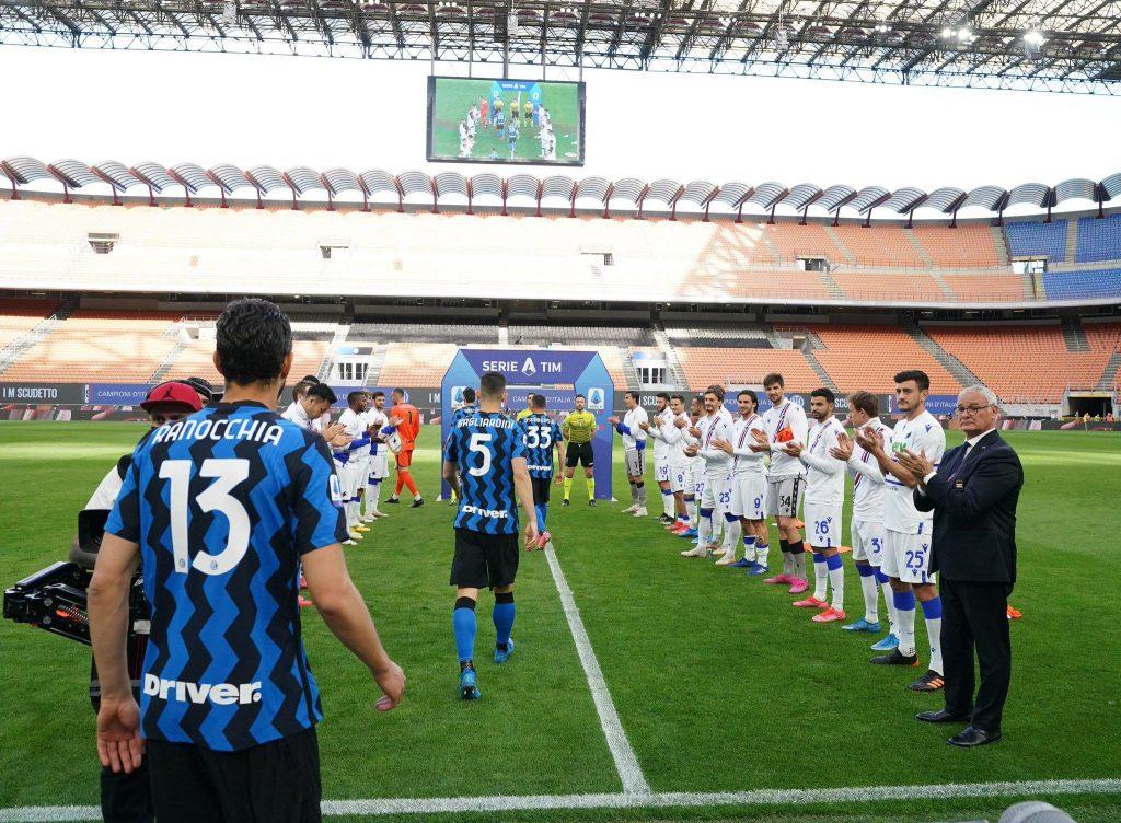 Inter - Sampdoria, dieci pensieri post - partita 3 Ranocchiate