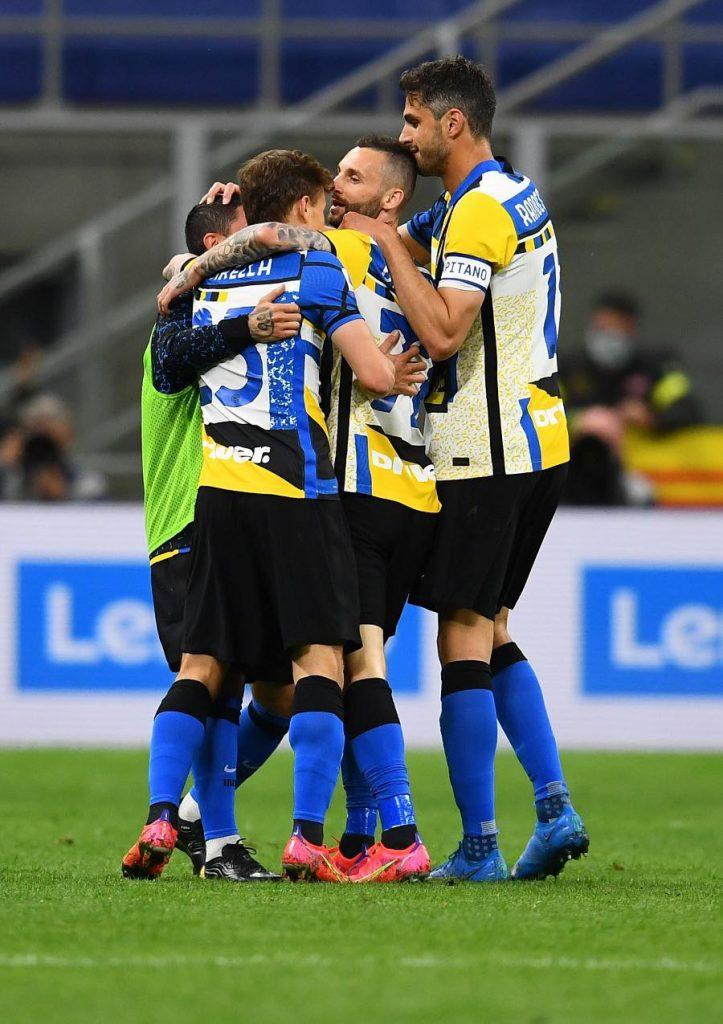 Inter - Roma, dieci pensieri post - partita 5 Ranocchiate