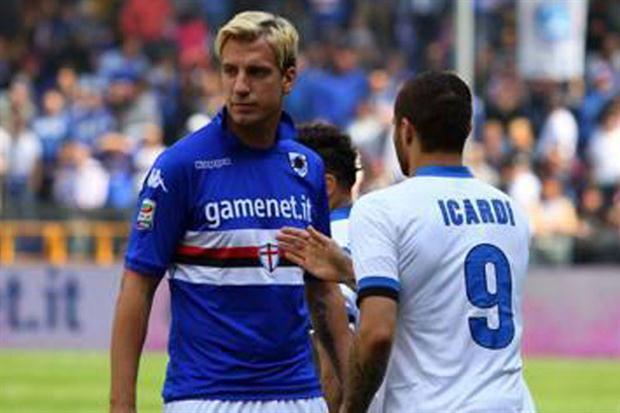Inter - Sampdoria in 5 istantanee 2 Ranocchiate