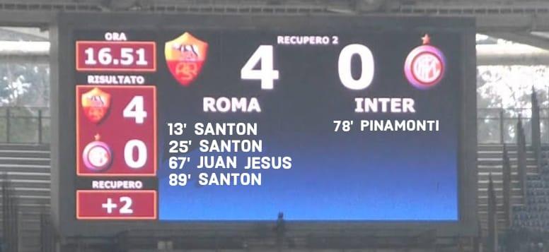 3 buoni motivi per guardare Inter-Roma 3 Ranocchiate