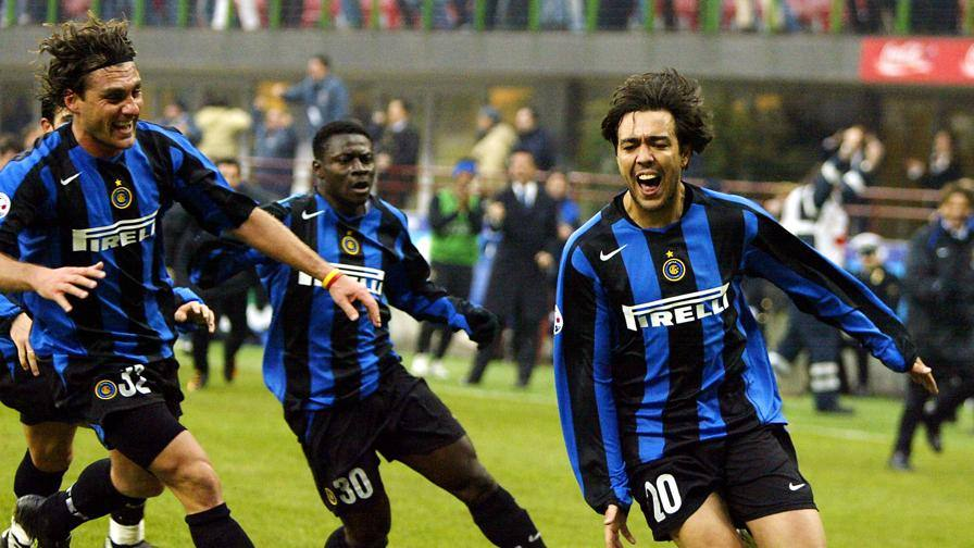 Inter - Sampdoria in 5 istantanee 5 Ranocchiate
