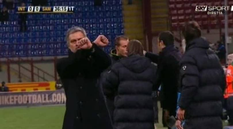 Inter - Sampdoria in 5 istantanee 1 Ranocchiate