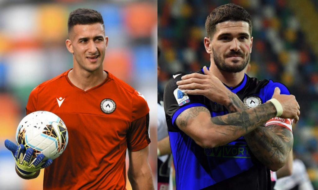 Diario di avvicinamento ad Inter - Udinese 1 Ranocchiate