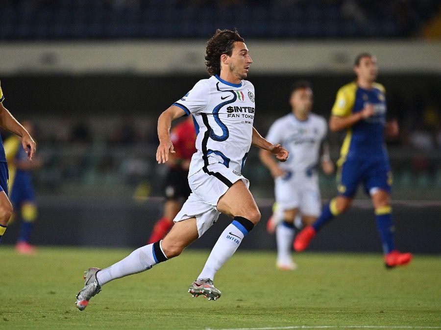Verona - Inter, dieci lontre post partita 5 Ranocchiate