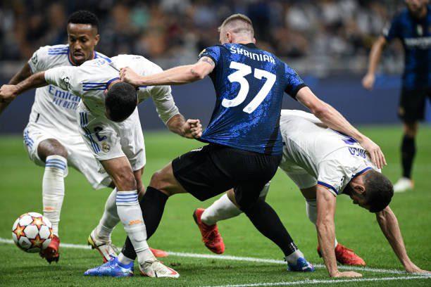 Inter - Real Madrid, il pagellone che punta alla EL 1 Ranocchiate