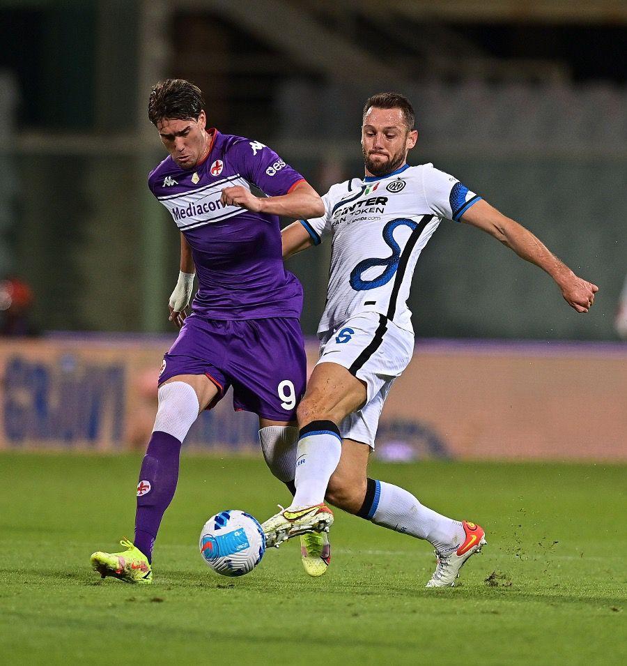 Fiorentina - Inter, dieci santini postpartita 1 Ranocchiate