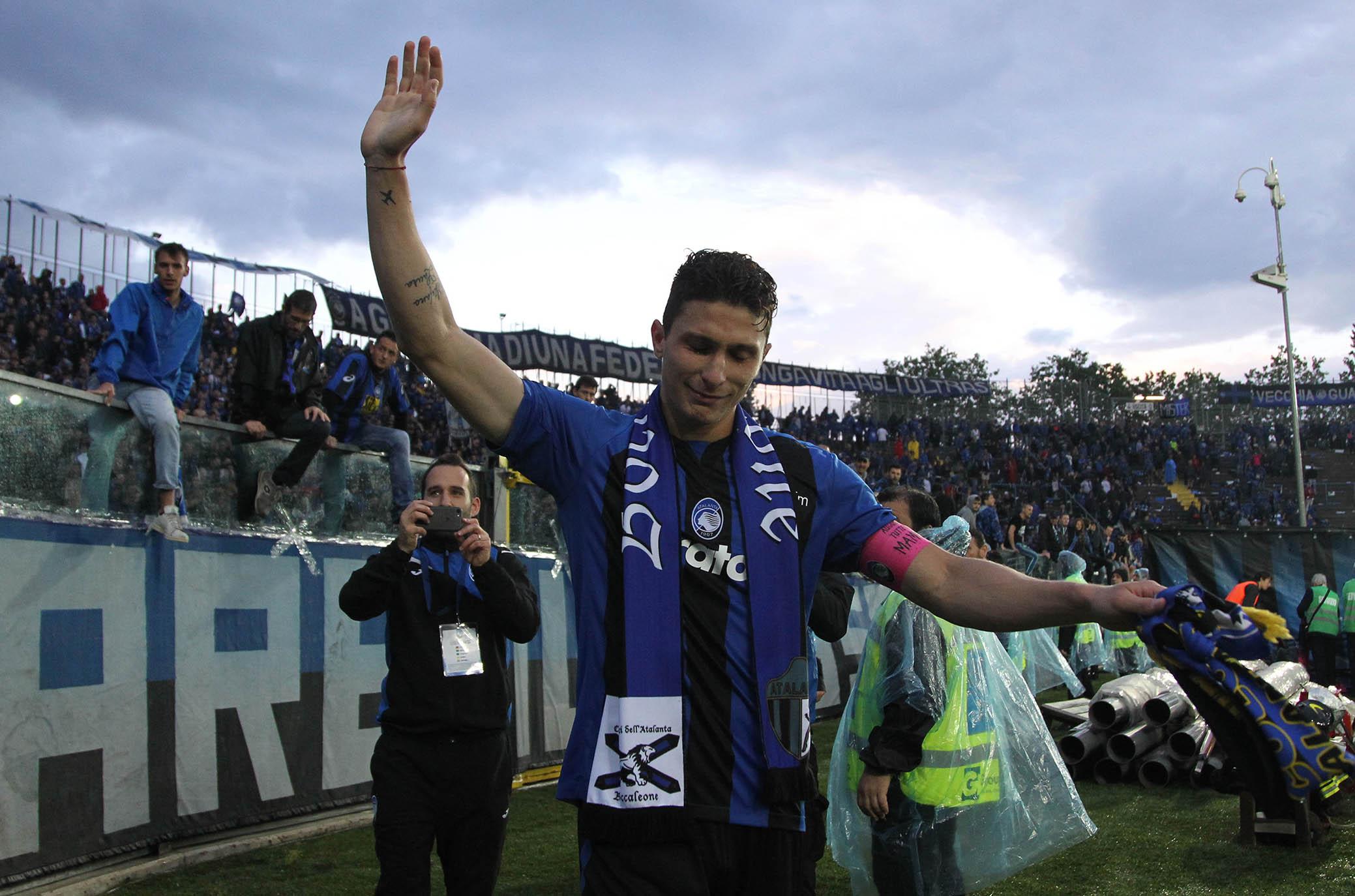 Inter-Atalanta, il prepartita QUASI tutto nerazzurro 7 Ranocchiate