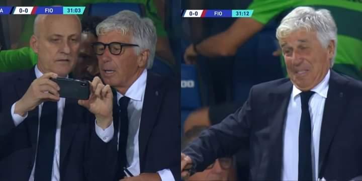 Inter-Atalanta, il prepartita QUASI tutto nerazzurro 3 Ranocchiate