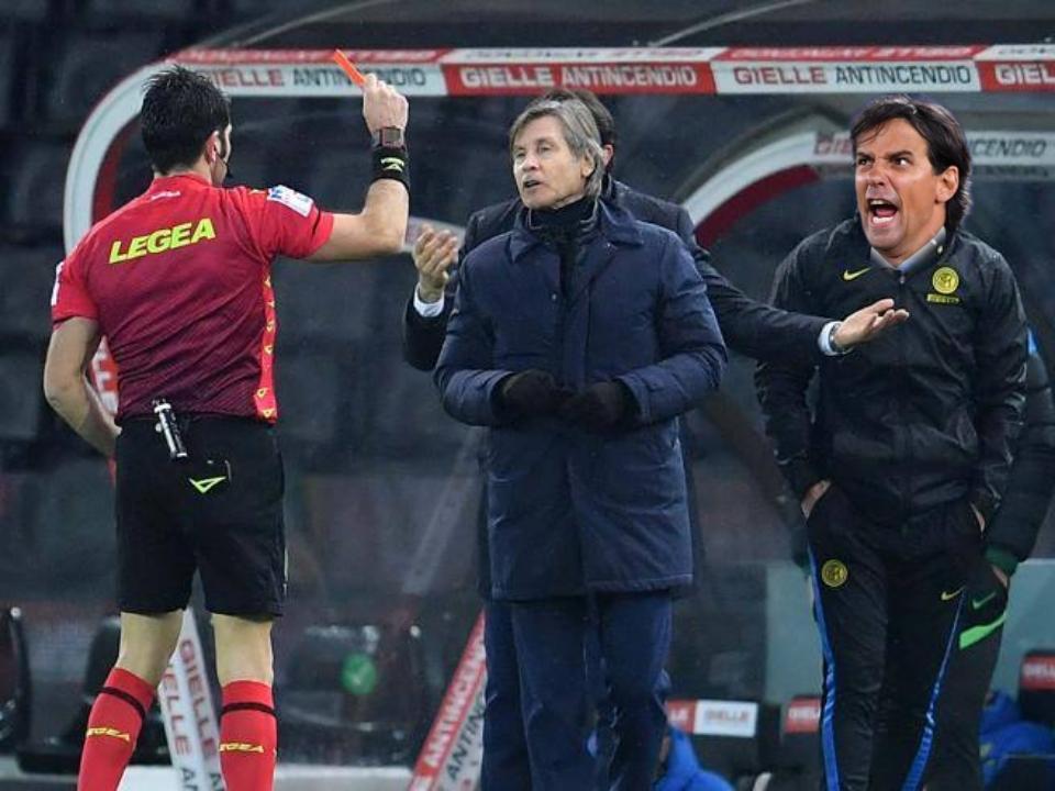 Inter-Atalanta, il prepartita QUASI tutto nerazzurro 4 Ranocchiate