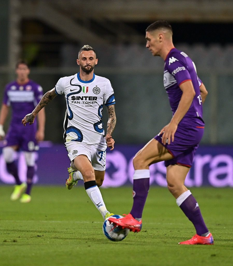 Fiorentina - Inter, dieci santini postpartita 5 Ranocchiate